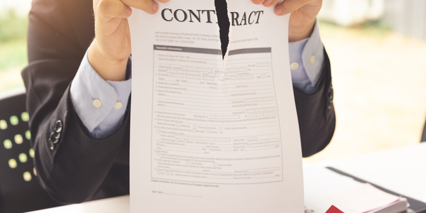 coronavirus cancel contract
