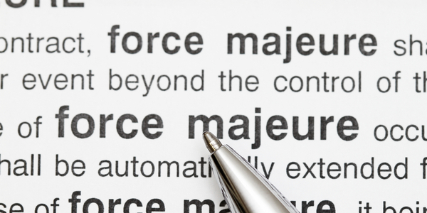 Coronavirus & your Contracts: What you Need to Know about Force Majeure